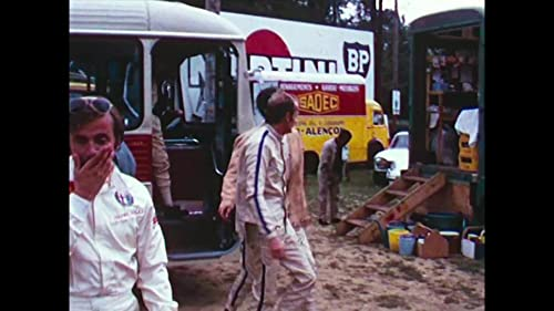 """STEVE MCQUEEN: THE MAN & LE MANS """"Introducing Driver"""""""