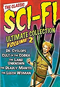Watch online full movie The Classic Sci-Fi Ultimate Collection: Volume 2 [2K]