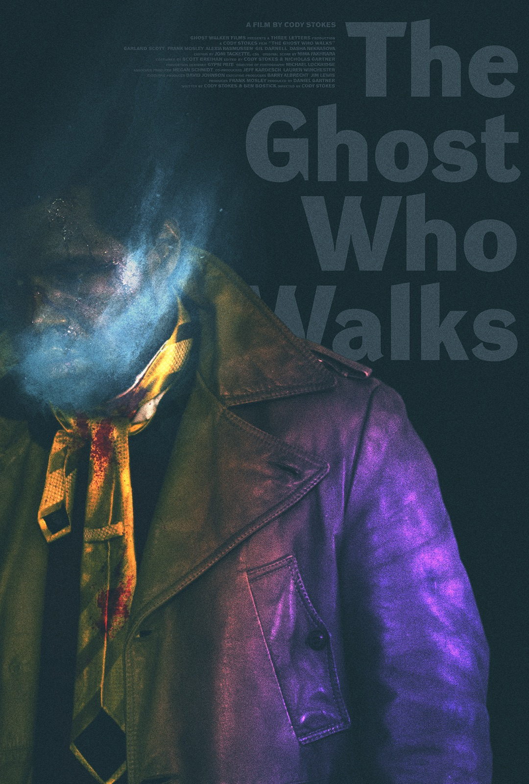 The Ghost Who Walks (2019)