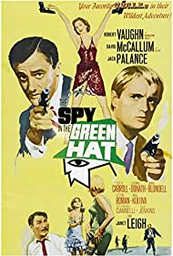 The Spy in the Green Hat (1967) Poster - Movie Forum, Cast, Reviews