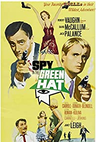 Primary photo for The Spy in the Green Hat
