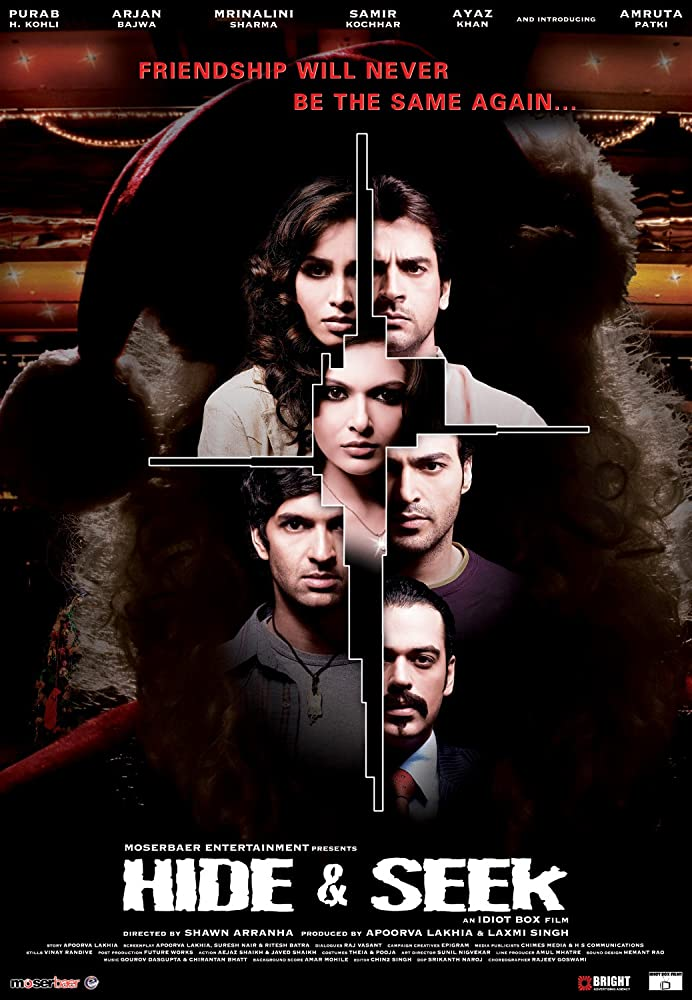 Hide & Seek 2019 Hindi Dubbed 720p HDRip 800MB Free Download