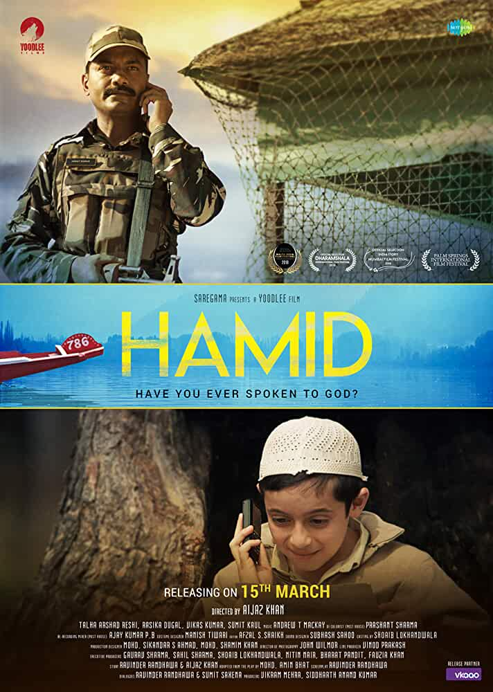 Hamid (2019) Hindi 720p HEVC HDRip x265 AAC ESubs [450MB] Full Bollywood Movie