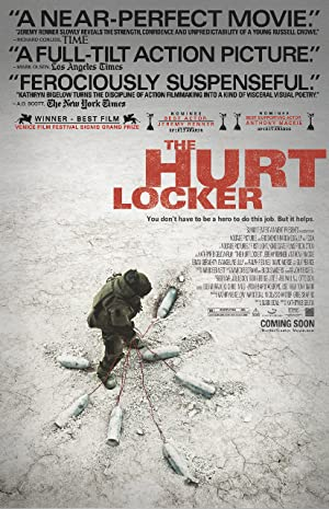 The Hurt Locker watch online