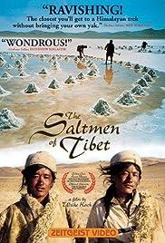 Die Salzmänner von Tibet Poster