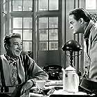 Peter Malberg and Ove Sprogøe in Der var engang en gade (1957)
