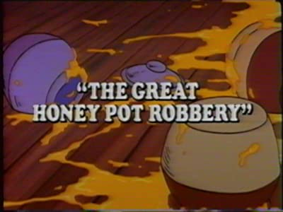 Watch free new movies no download online The Great Honey Pot Robbery [XviD]