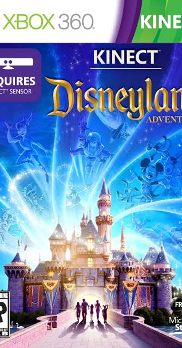Kinect Disneyland Adventures (Video Game 2011) - IMDb