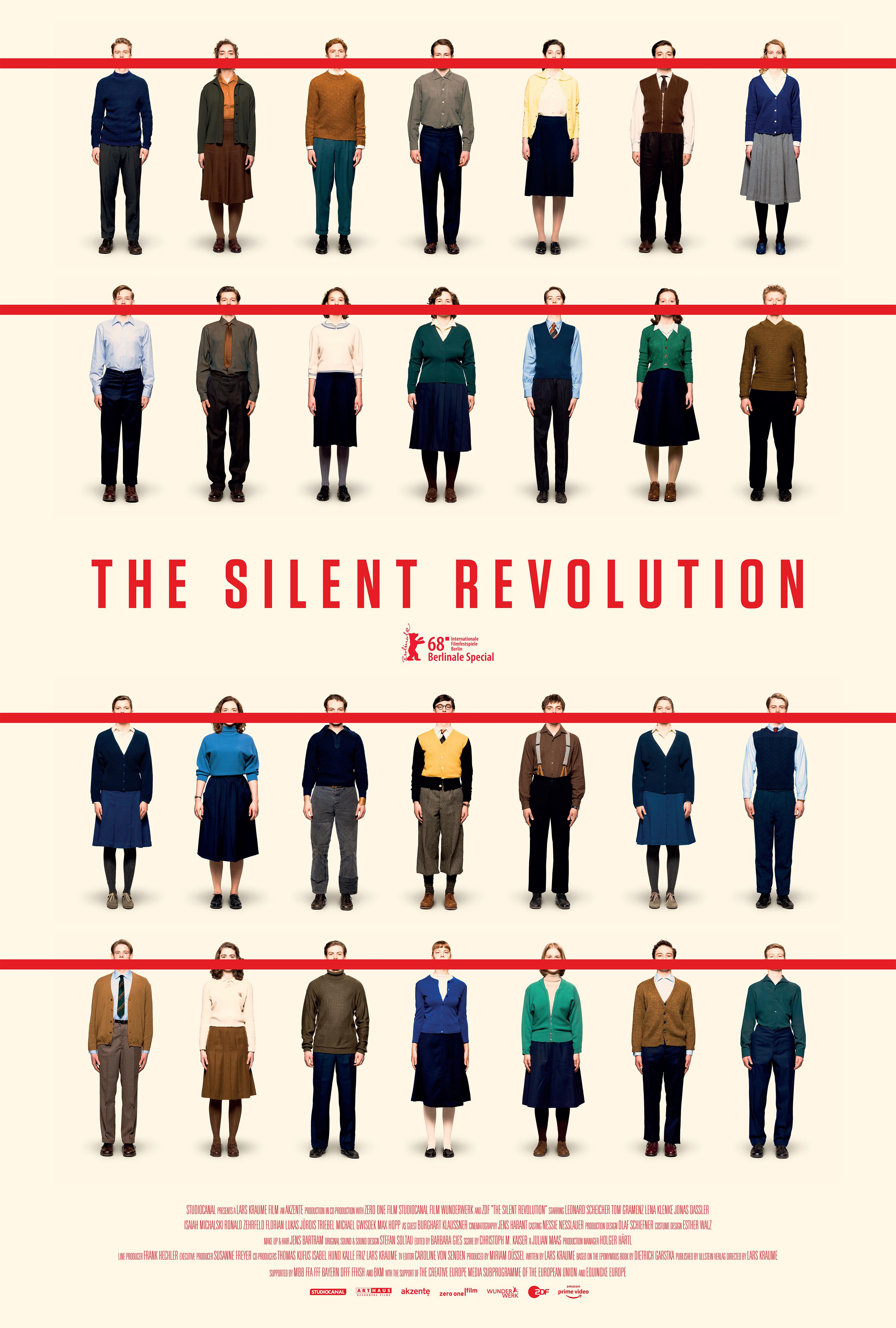 TYLIOJI REVOLIUCIJA (2018) / Das schweigende Klassenzimmer