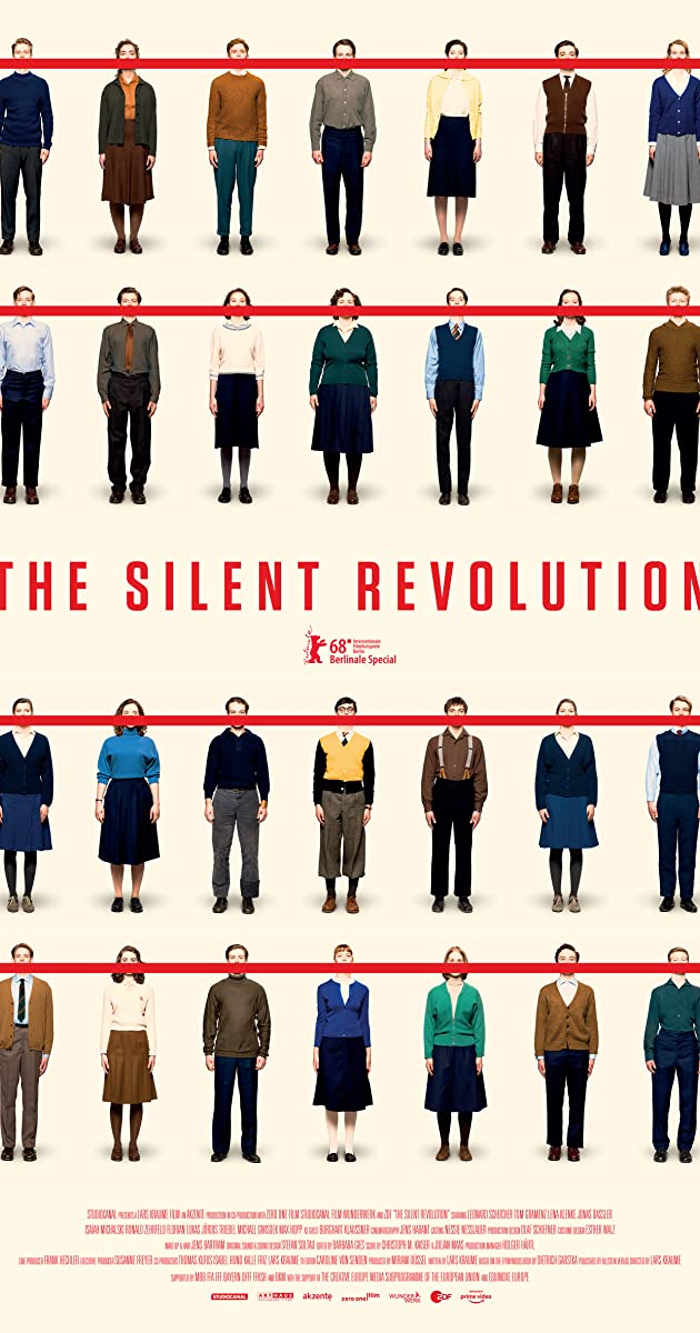The Silent Revolution (2018) Subtitles