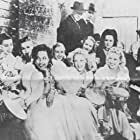 Josephine Baker, Raymond Aimos, Lucien Baroux, Gabrielle Dorziat, Saturnin Fabre, Georges Marchal, Marguerite Pierry, and Micheline Presle in Fausse alerte (1945)