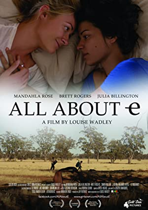 All About E film Poster