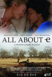 All About E (2015) Poster - Movie Forum, Cast, Reviews