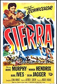 Sierra (1950) Poster - Movie Forum, Cast, Reviews