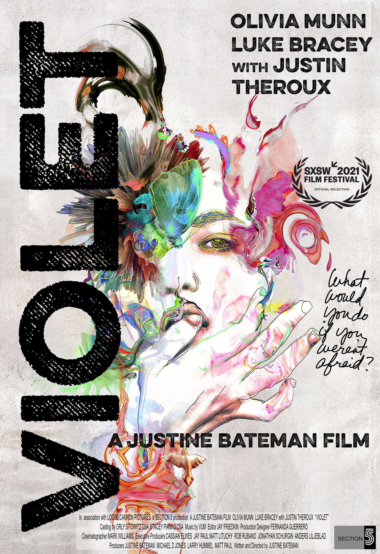 Violet (2021) - IMDb