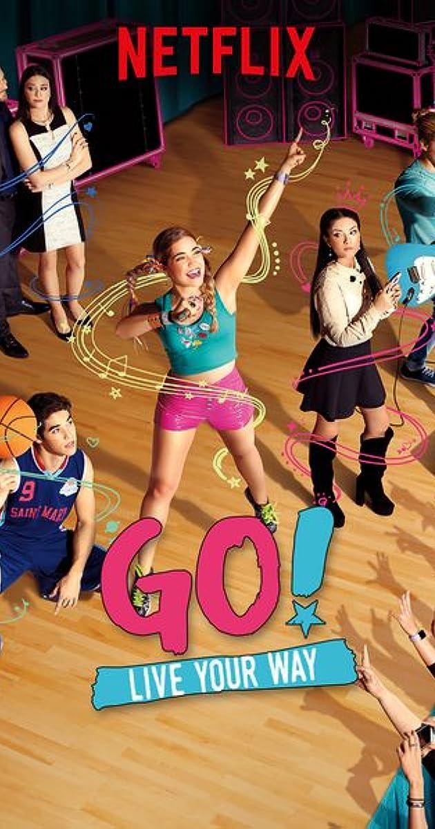 descarga gratis la Temporada 1 de Go! Vive a Tu Manera o transmite Capitulo episodios completos en HD 720p 1080p con torrent