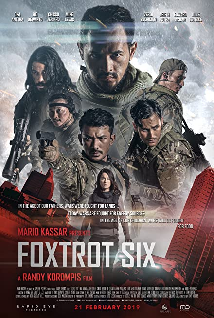 Film: Foxtrot Six