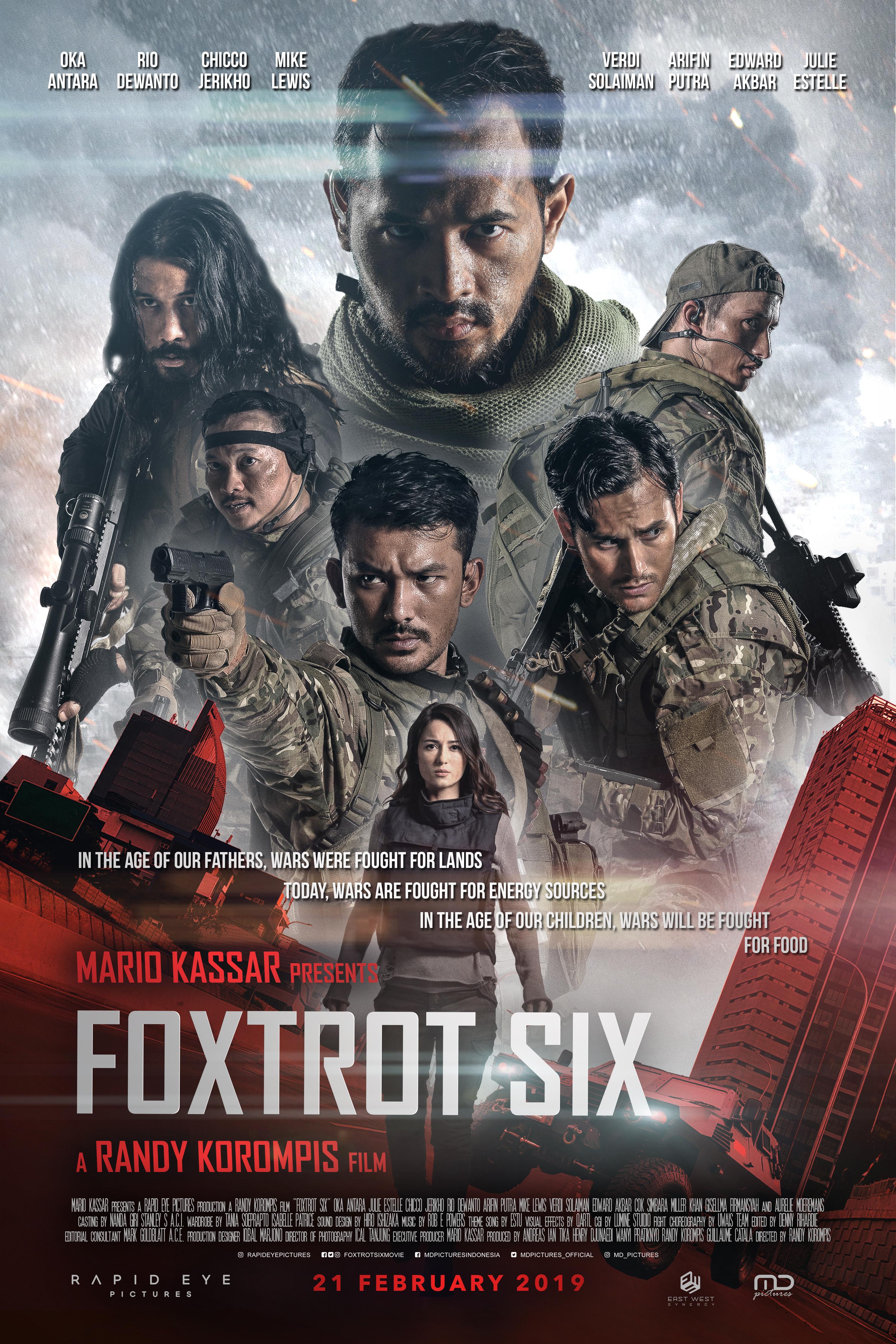 -Foxtrot Six-<img src=