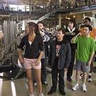 Amanda Bynes, Adam Hendershott, Jeremy Howard, Samm Levine, Danny Strong, Donté Bonner, Arnie Pantoja, and Jack Carpenter in Sydney White (2007)