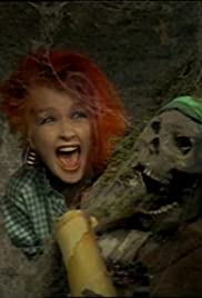 Cyndi Lauper: The Goonies 'R' Good Enough Poster