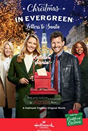Christmas in Evergreen: Letters to Santa Poster