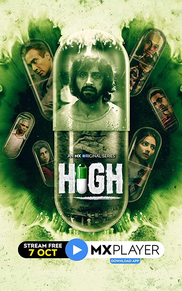 High (2020) S01 1080p Hindi MX WEB-DL AAC 2.0 x264 – Telly