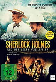 Sherlock Holmes: Incident at Victoria Falls (1992) Poster - Movie Forum, Cast, Reviews