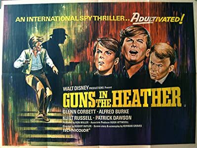 Watch wmv movies Guns in the Heather UK [h.264]
