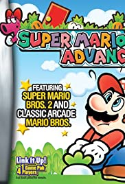 Super Mario Advance Poster
