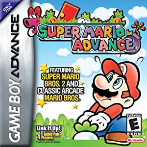 Super Mario Advance Japan