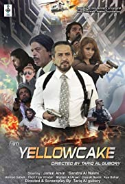 The Yellow Cake Poster