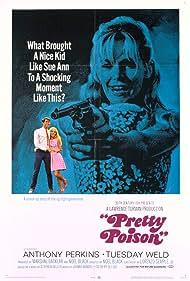 Pretty Poison (1968) Poster - Movie Forum, Cast, Reviews