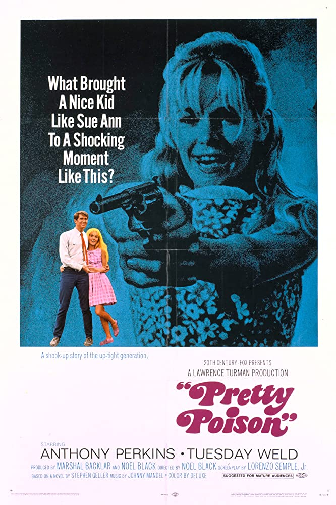 Dolce veleno (1968)  HD