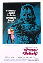 Pretty Poison (1968) Poster - Movie Forum, Cast, Reviews