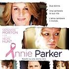 Helen Hunt, Rashida Jones, Samantha Morton, and Aaron Paul in Decoding Annie Parker (2013)