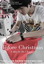 Before Christmas Poster