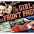 Gloria Stuart, Edmund Lowe, and Reginald Owen in The Girl on the Front Page (1936)