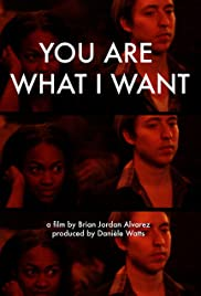 You Are What I Want Poster