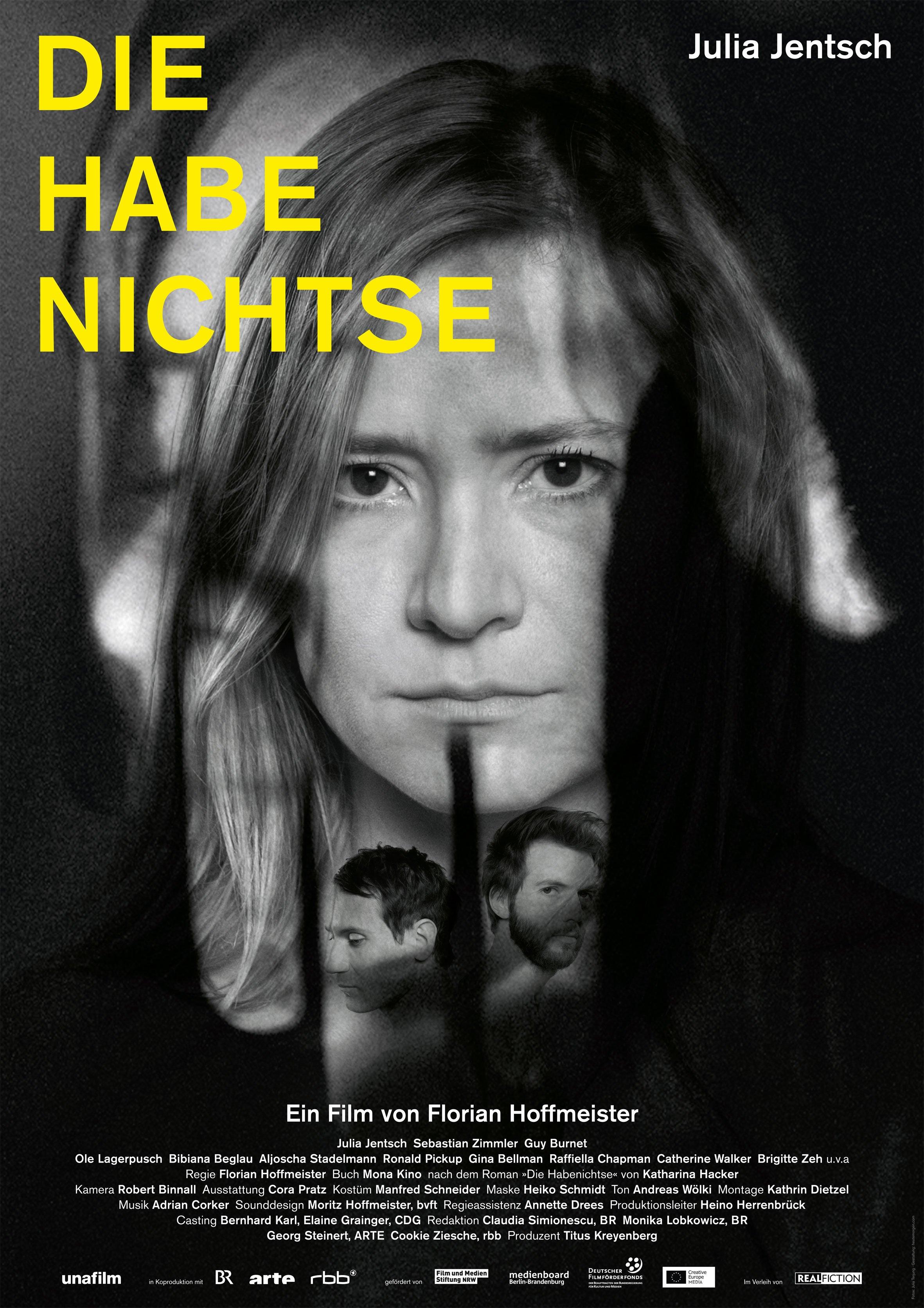 Julia Jentsch Die Habenichtse - 2016