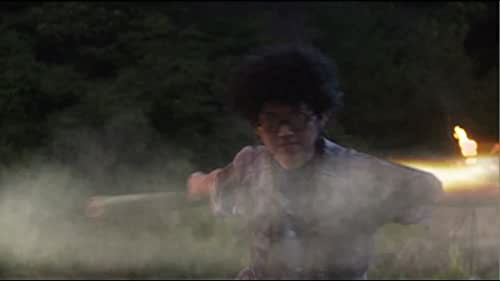 """Baseball prodigy Jubeh Yakyu (Tak Sakaguchi) is the most feared and dangerous juvenile delinquent in all of Japan. After accidentally causing the death of his father with a super-powered fireball pitch, Jubeh swore off baseball, but his life of crime leaves him in the Pterodactyl Juvenile Reformatory, at the mercy of Headmistress Ishihara, the granddaughter of a World War II Nazi collaborator, and her sadistic assistant, Ilsa. Despite having sworn never to play baseball again, Jubeh is presented with an ultimatum: join the reformatory team, The Gauntlets, in the national tournament, or witness the death of his innocent cellmate.  Jubeh is now in a fight for his life against the sexy but deadly """"psycho butcher girls"""" of the St. Black Dahlia High School.  These teams are literally playing for blood! A hilariously offensive, politically incorrect sports splatter comedy, DEADBALL is director Yudai Yamaguchi's follow-up to his earlier zombie baseball classic BATTLEFIELD BASEBALL, and once again features action star Tak Sakaguchi (VERSUS, BE A MAN! SAMURAI SCHOOL). A riotous, over-the-top epic of excess, DEADBALL is the movie for the psycho sports fan in all of us, and more fun than a prison cavity search!"""