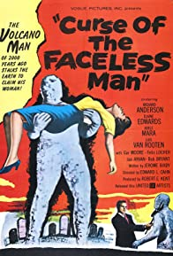 Primary photo for Curse of the Faceless Man