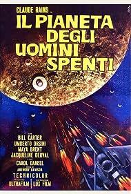 Il pianeta degli uomini spenti Poster - Movie Forum, Cast, Reviews