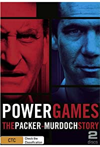 Primary photo for Power Games: The Packer-Murdoch Story