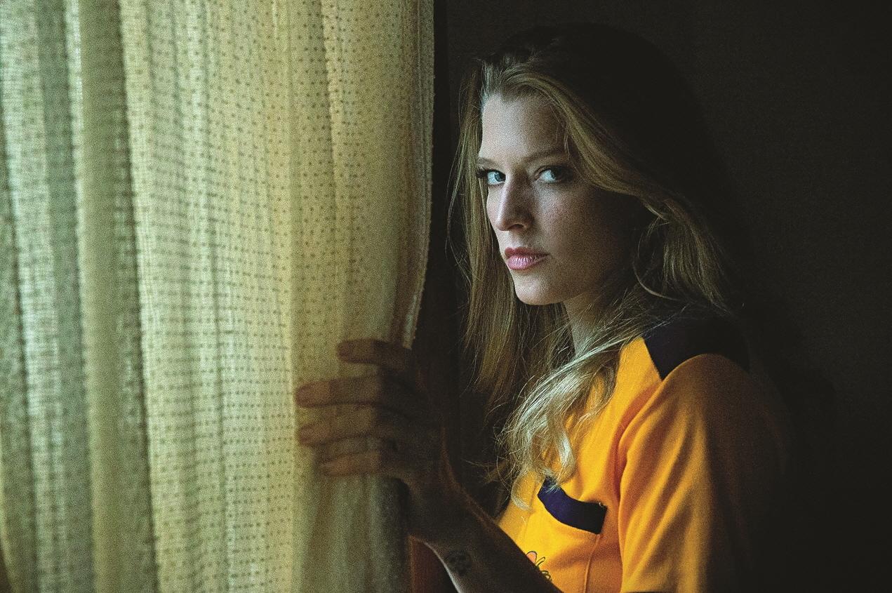 Sarah Brooks in Girl on the Third Floor (2019)