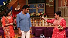 Pathan Brothers in Kapil's Show