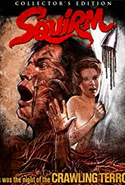 Digging In: The Making of Squirm Poster