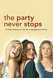 The Party Never Stops: Diary of a Binge Drinker Poster