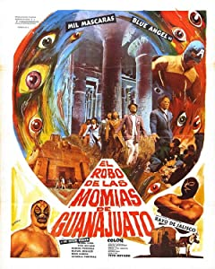 Robbery of the Mummies of Guanajuato 720p torrent
