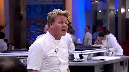 Hell's Kitchen: Raising The Bar