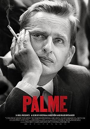 Palme Poster